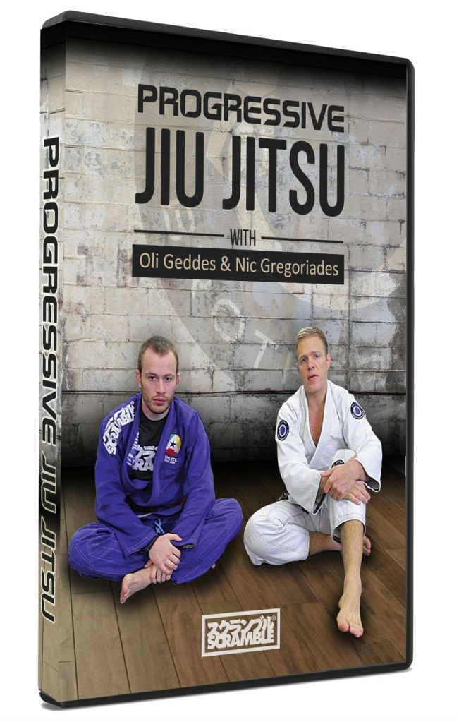 Progressive Jiujitsu Available Now!
